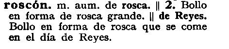 roscón 1970