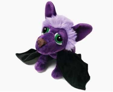 murciélago de felpa